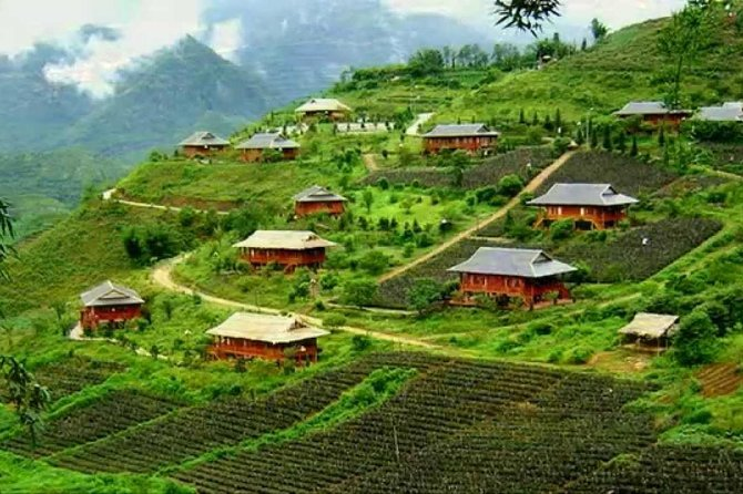 Exploring Charming Sapa Town - Bac Ha Market - Local activities in 2 Days 3 nights