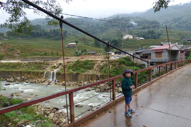Sapa - Lao Chai -Ta Van full day trekking