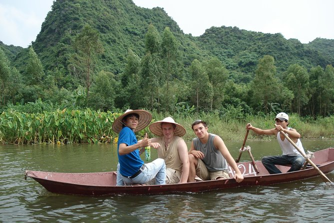 Private tour: Hoa Lu - Halong Bay On Land Day Tour