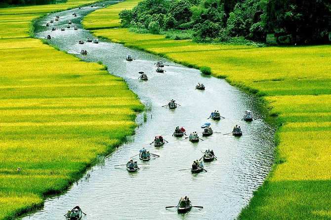 Small-Group Hoa Lu Day Tour from Hanoi
