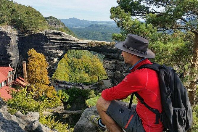 Bohemian Switzerland National Park Tour from Prague