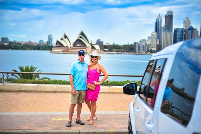 Luxury Sydney City Private Tour