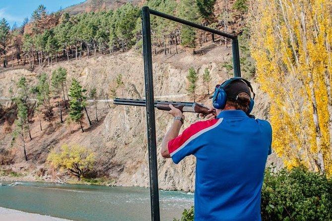 Hanmer Springs Clay Bird Shooting