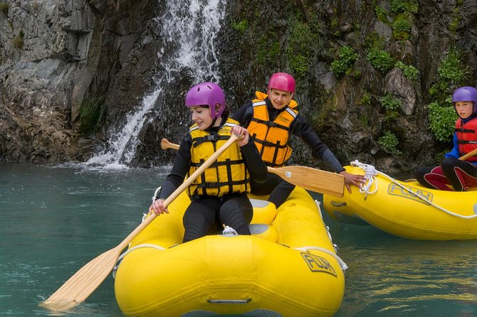 Hanmer Springs Canoe Adventure