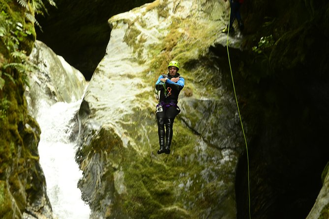 Wanaka Canyoning Adventure Including Lunch photo 3