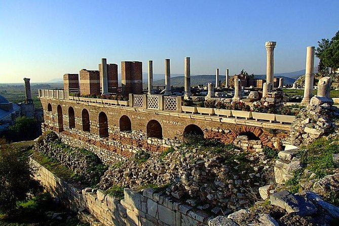 Full Day Private Ephesus tour including Lunch