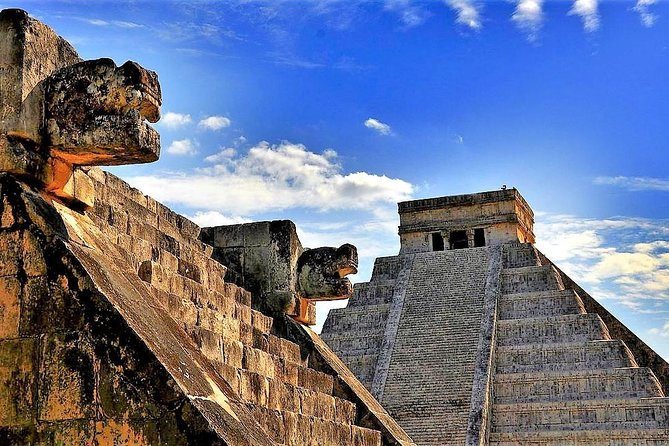 Full-day Tour of Chichen Itza, Cenote & Valladolid City