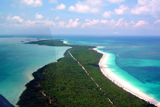 Sian Ka'an Biosphere Full Day Boat Tour from Tulum
