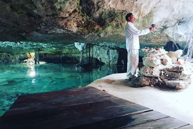 Half day Cave Cenotes Expedition