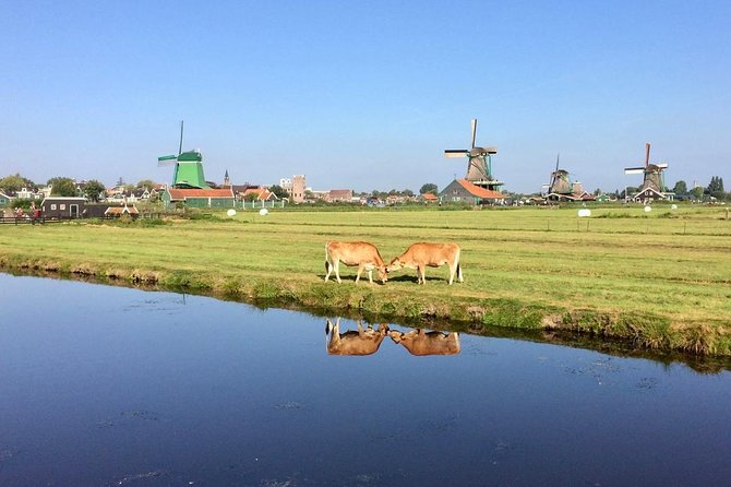 Small Group Zaanse Schans Windmills and This is Holland combi