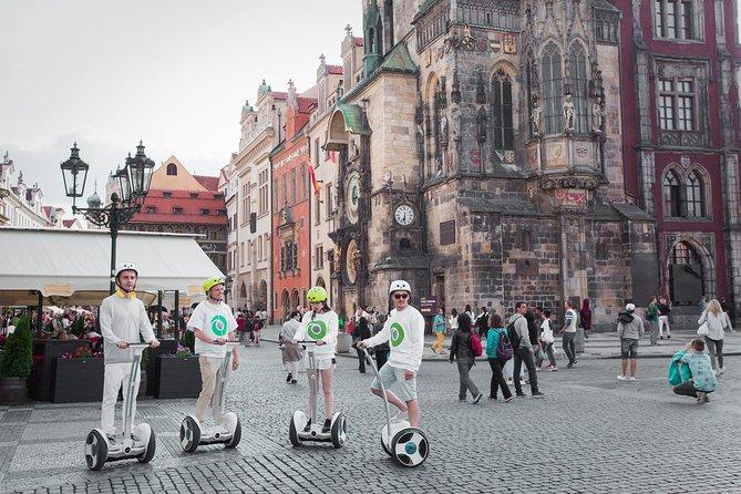 Grand Prague Ninebot City Tour