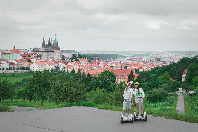Segway Tour i Praha slottområde