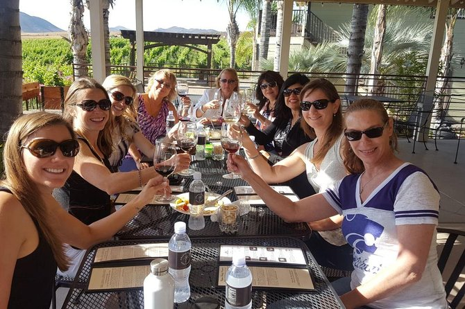 Guided Temecula Wine Tour from San Diego