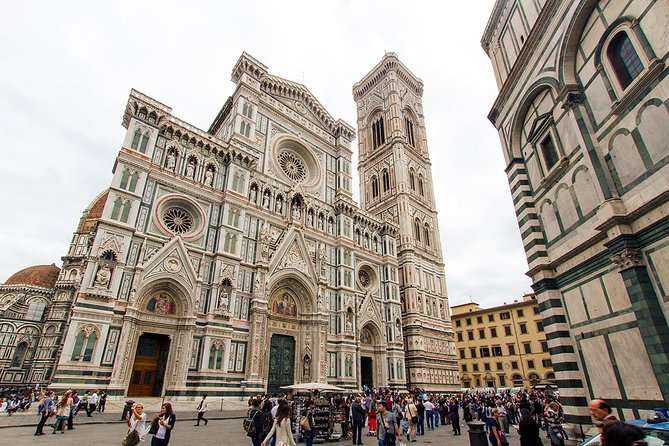 Welcome to Florence Orientation Tour: City Stroll and Gelato photo 1