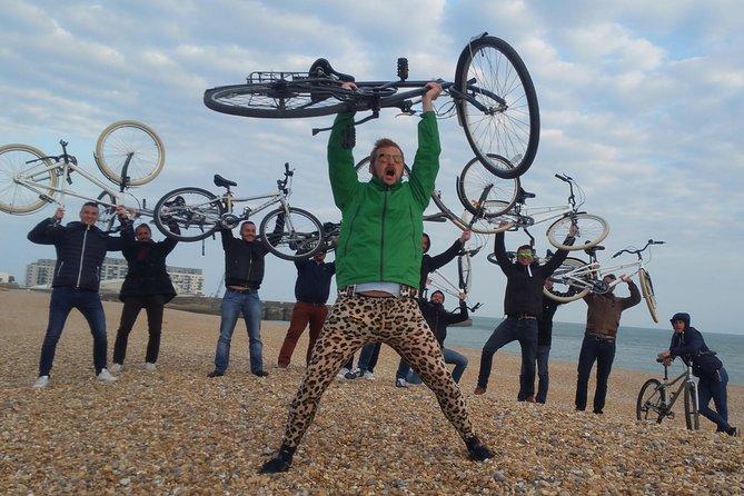 Stag Party Bike tour de Brighton