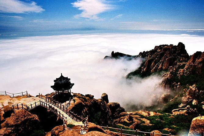 2-Day Qingdao Tour: Catedral de San Miguel, Laoshan Mountain and Qingdao Beer Museum photo 1