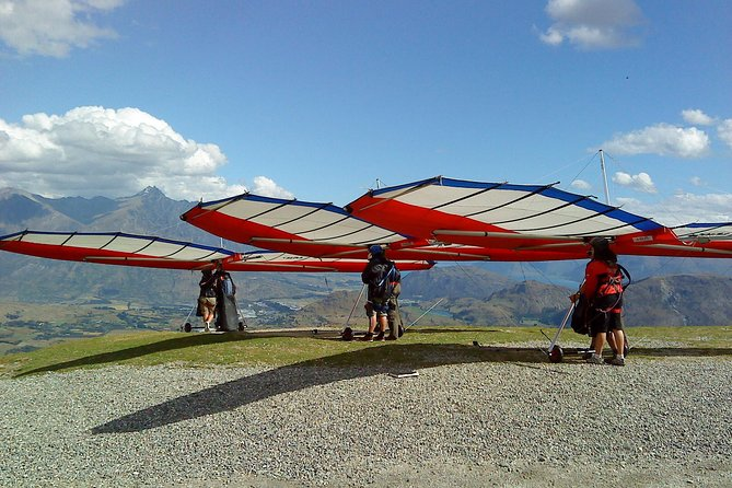 Coronet Peak Tandem Hang Gliding INSTRUCTIONAL