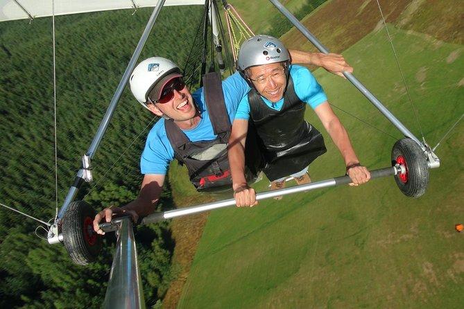 Coronet Peak Tandem Hang Gliding INSTRUCCIONAL
