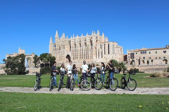Palma de Mallorca Shore Excursion: Easy Bike Tour