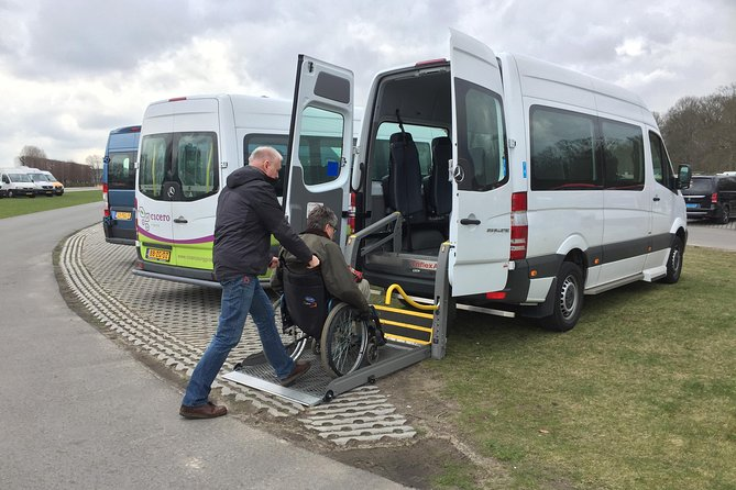 Wheelchair Accessible Airport Transfer - one way