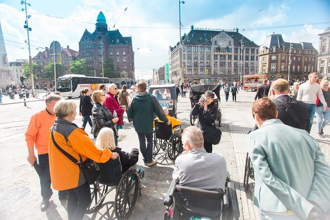 Wheelchair Accessible History Tour Amsterdam
