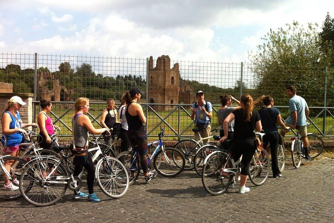 Appia Antica and Caffarella Valley Bike Tour