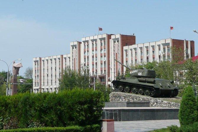 Tiraspol city center