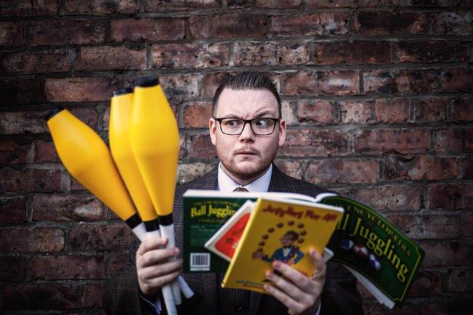 Mark James: 'Sideshow Tricks' Magic Show at VIVA Blackpool
