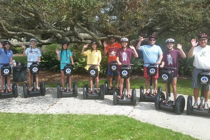 Shore Thing Half-hour Segway Tour at 4 PM Daily
