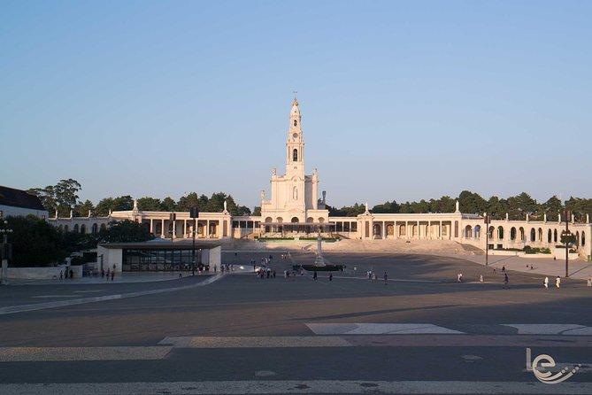Excursão particular com experiência das cidades de Fátima e Coimbra