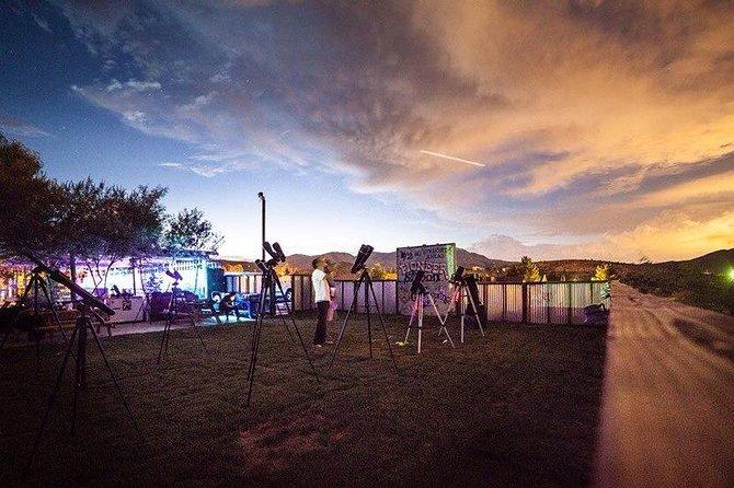 Star Gazing Tour in de Pioneer Saloon vanuit Las Vegas
