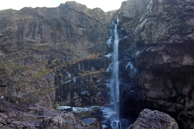 High Atlas Waterfall Trek