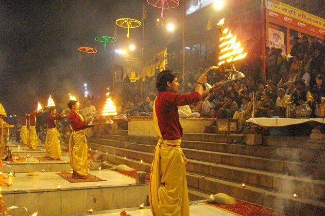 3 noites Nights Varanasi, Khajuraho e Delhi