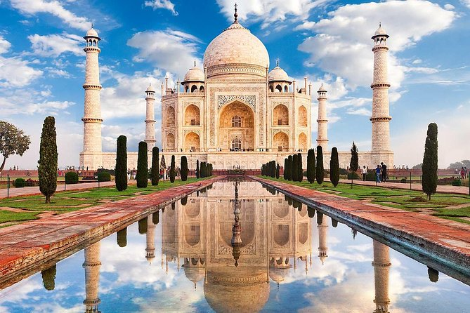 Same Day Taj Mahal Tour from New Delhi