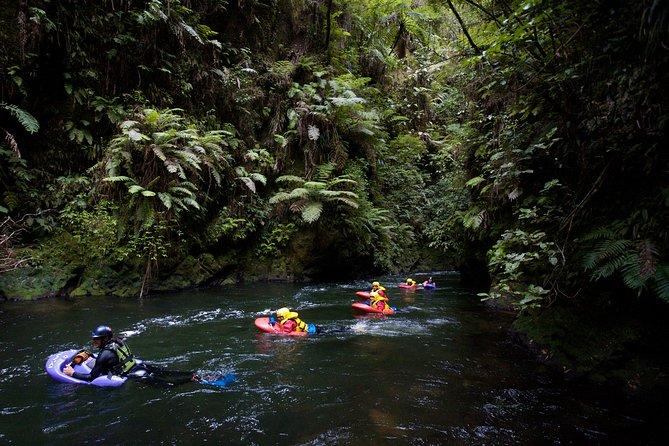 White-Water Sledging Adventure