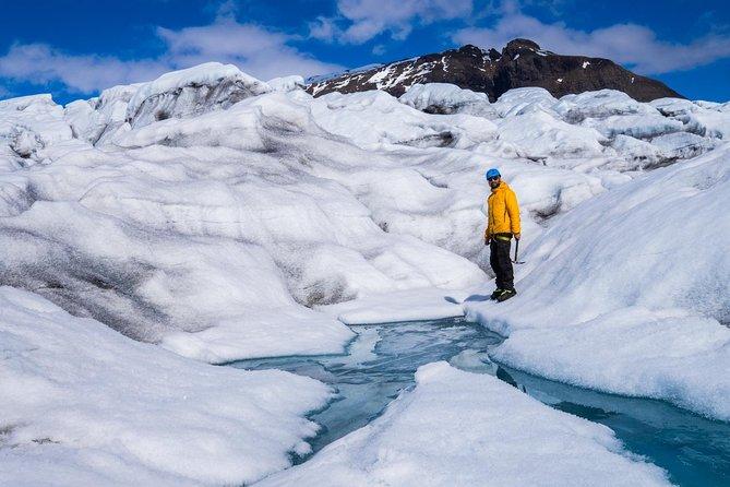 Paseo por el glaciar: visita al glaciar Vatnajokull desde Hofn