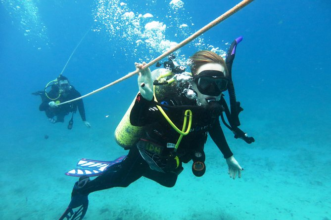 Open Water Scuba Certification