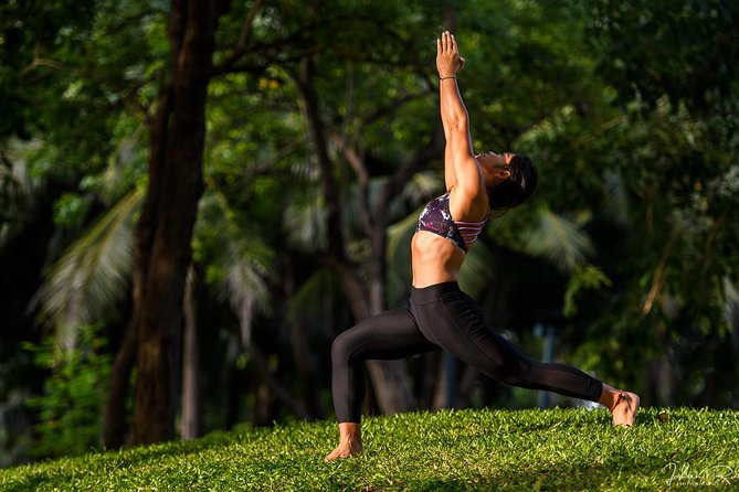Yoga in the Park with Sunshine