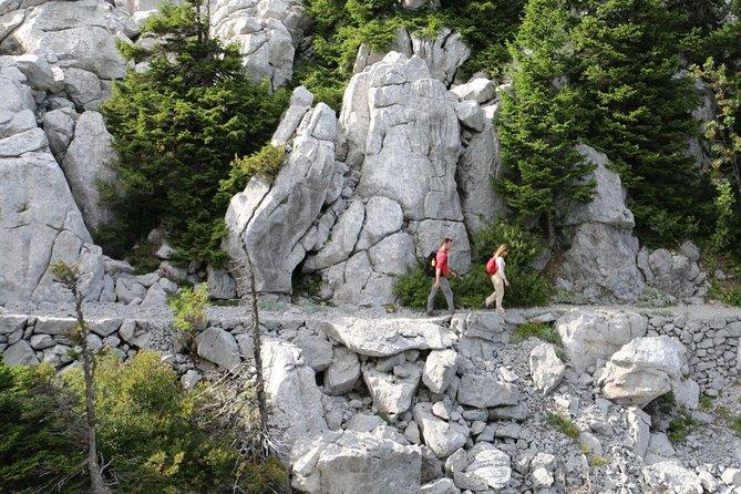 Day Hike in Velebit National Park wilderness - Premuzic trail