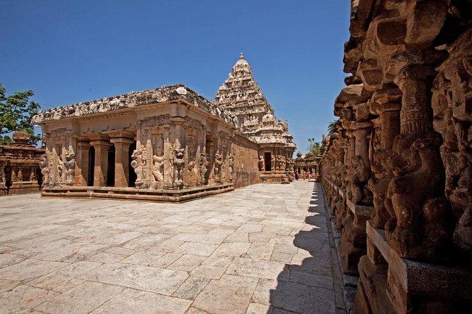 Excursão de dia inteiro no templo de Kanchipuram saindo de Chennai