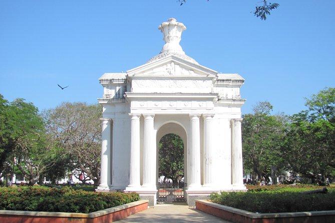 Pondicherry Sightseeing Tour Including Transportation to Chennai