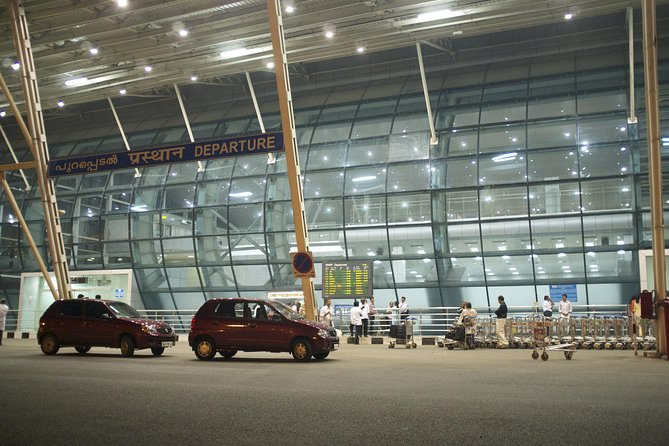 Trivandrum Airport Transfer to Trivandrum Hotels