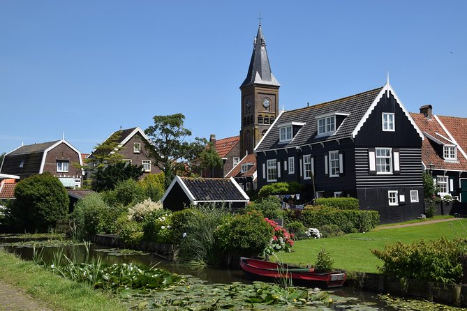Private Tour of Old Holland Including Volendam and Marken from Amsterdam