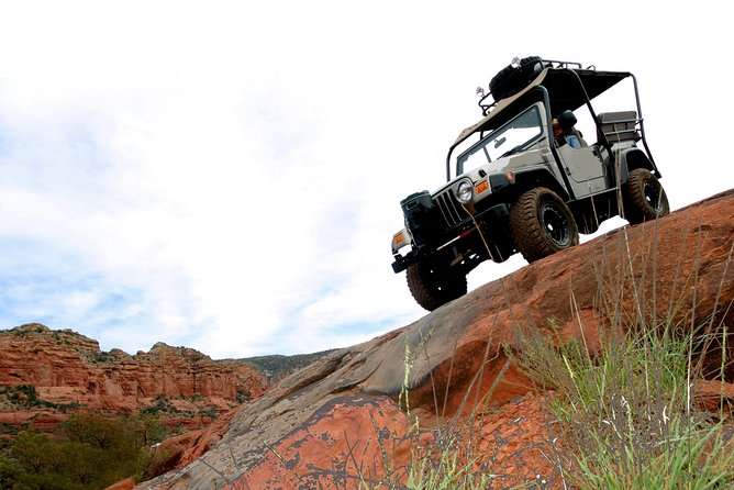 Sedona Off-Road Canyon Jeep Tour
