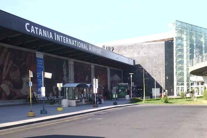 Transfer From Catania Airport to Taormina and surrounding Villages