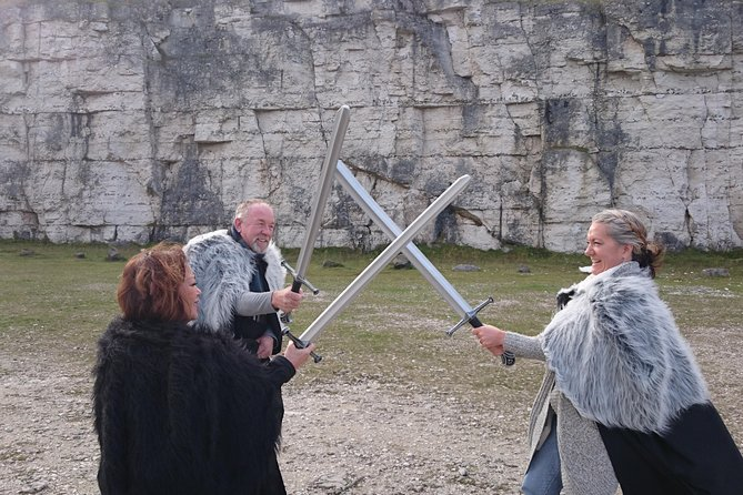 Private 'Game of Thrones' Tour from Belfast Including Giant's Causeway