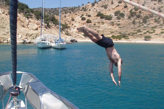 3-Day Private Luxury Cruise In Saronic Gulf Islands from Athens photo 3