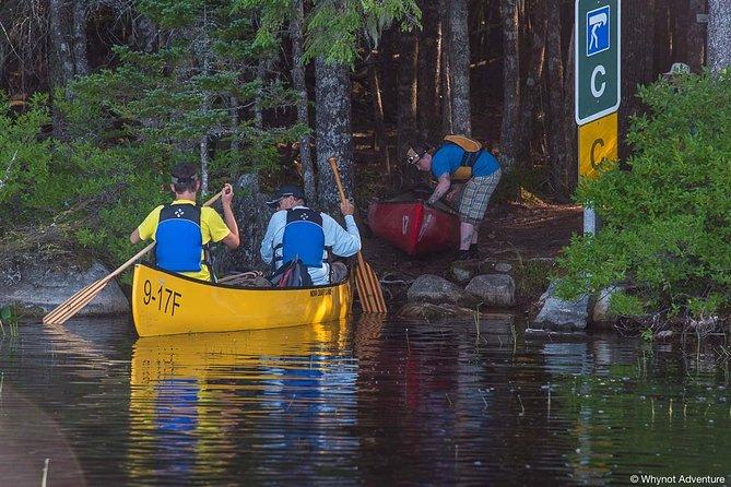 Keji Southern Lakes Canoe Trip - 4 Day