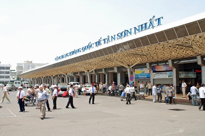 Tan Son Airport Arrival Private Transfer to Ho Chi Minh City