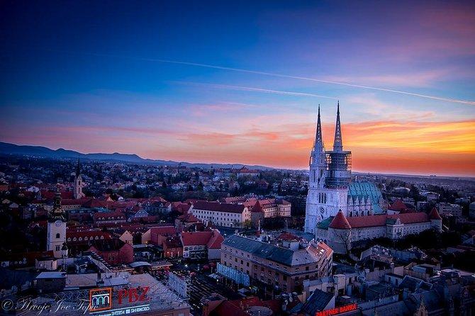 Zagreb 360 Zagreb Eye Observation Deck 2021